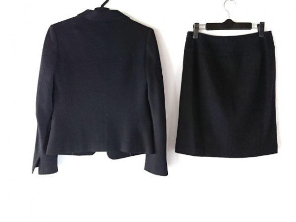 ICB(アイシービー) スカートスーツ サイズ9 M レディース ダークネイビー
