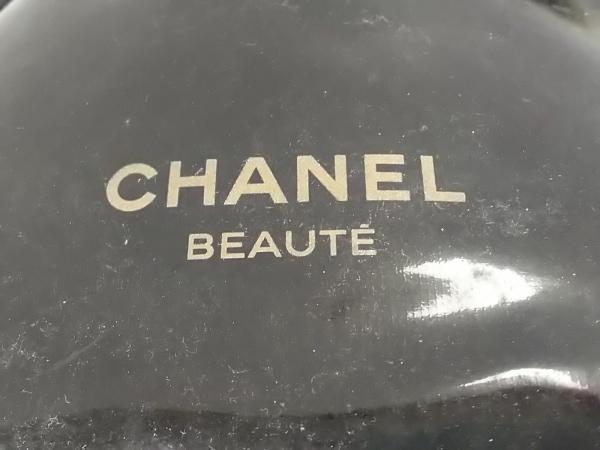 CHANEL(シャネル) ポーチ - 黒 ノベルティ/BEAUTE ビニール 5