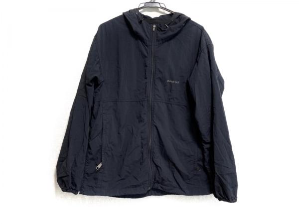 mont-bell(モンベル) ブルゾン サイズM レディース 黒×グレー 春・秋物
