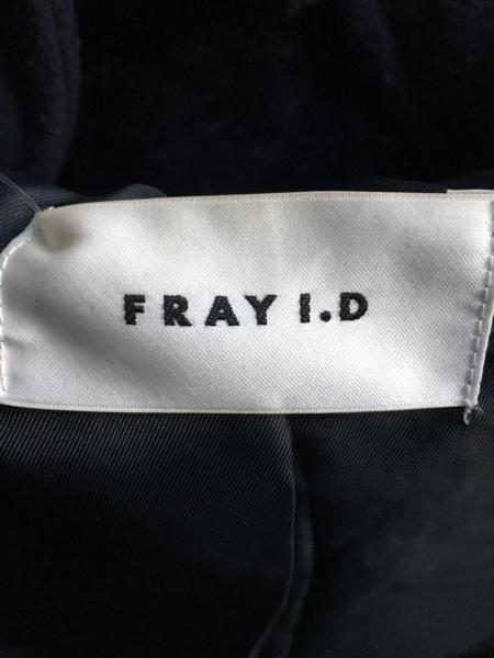 FRAY I.D(フレイアイディー) ダッフルコート サイズ1 S レディース ダークネイビー