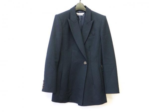 フォクシーニューヨーク ジャケット サイズ38 M レディース 38255 ネイビー