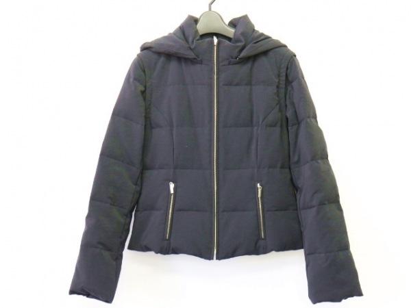 M-PREMIER(エムプルミエ) ダウンジャケット サイズ36 S レディース美品  黒