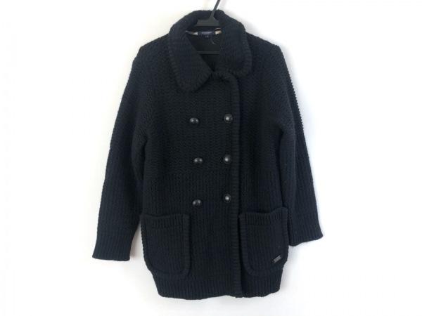 Burberry LONDON(バーバリーロンドン) コート サイズ5 XS レディース美品  黒