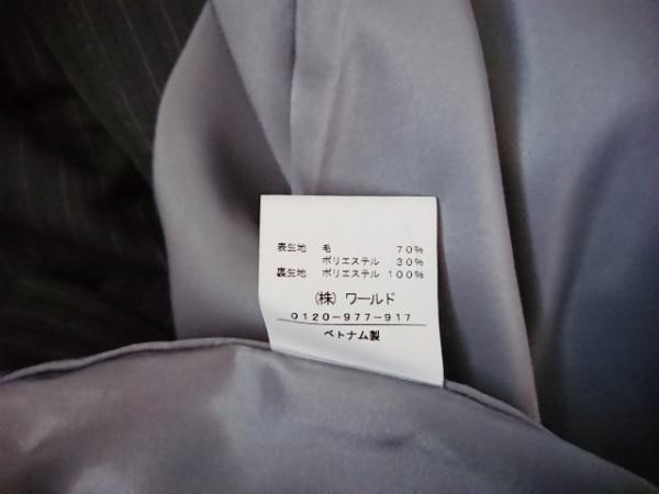 INDIVI(インディビ) レディースパンツスーツ サイズ40 M レディース グレー×ピンク