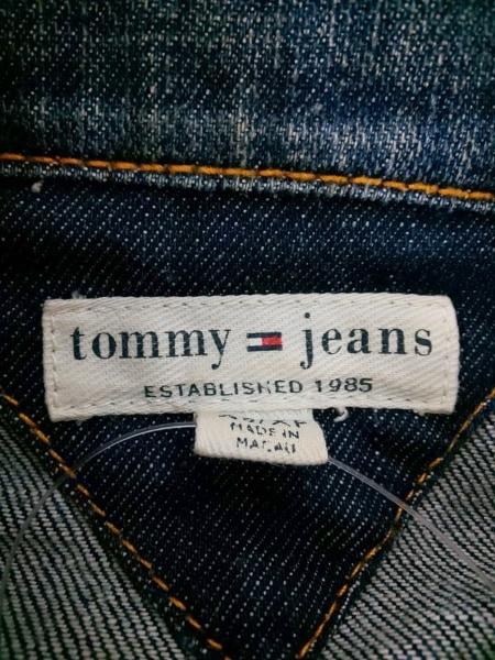 TOMMY JEANS(トミージーンズ) Gジャン サイズXS レディース ネイビー 春・秋物
