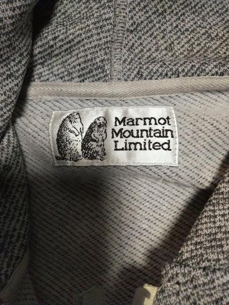 Marmot(マーモット) パーカー サイズXL レディース新品同様  ブルー