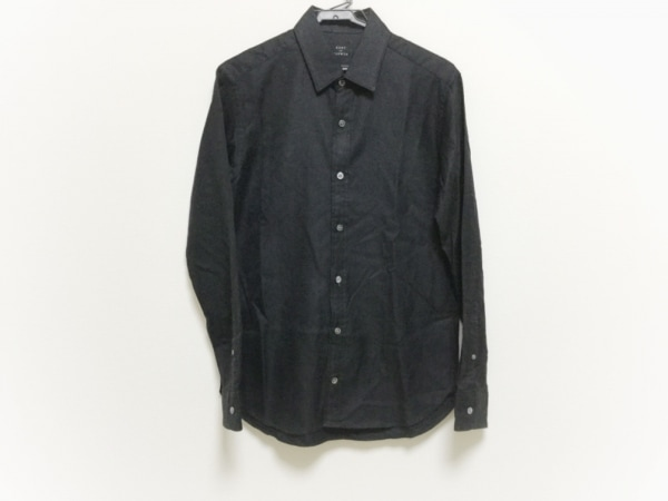 KENT&CURWEN(ケント&カーウェン) 長袖シャツ サイズM メンズ美品  黒