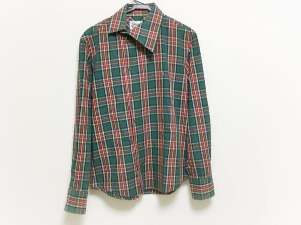 ヴィヴィアンウエストウッドマン 長袖シャツ サイズ46 XL メンズ美品