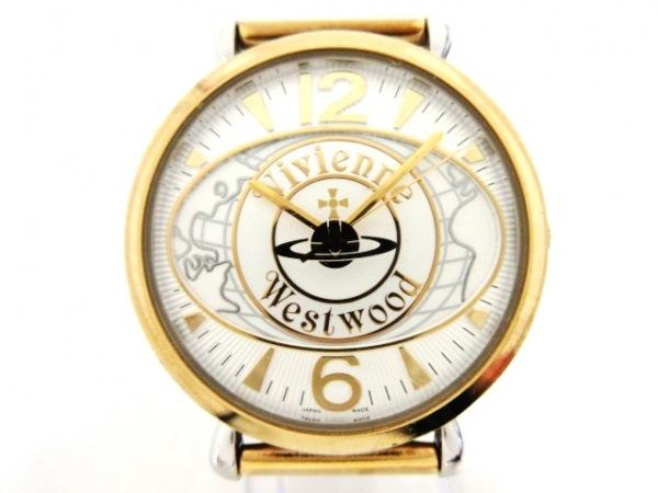VivienneWestwood(ヴィヴィアン) 腕時計 VW-7565 ボーイズ シルバー