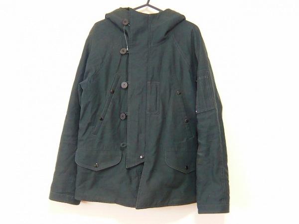 ラッドミュージシャン コート サイズ44 L メンズ ダークグリーン 春・秋物