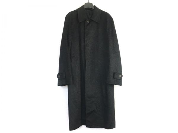 DURBAN(ダーバン) コート サイズM メンズ 黒 冬物/basic gear//DURBAN