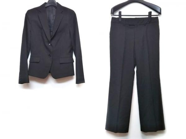 COMME CA ISM(コムサイズム) レディースパンツスーツ レディース 黒