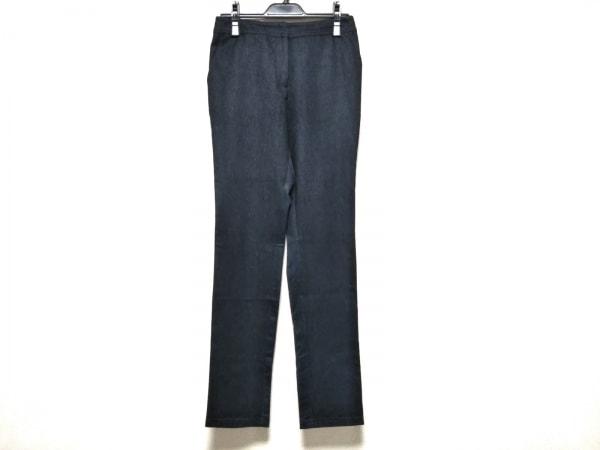 HIROKO BIS(ヒロコビス) パンツ サイズ9 M レディース美品  ネイビー