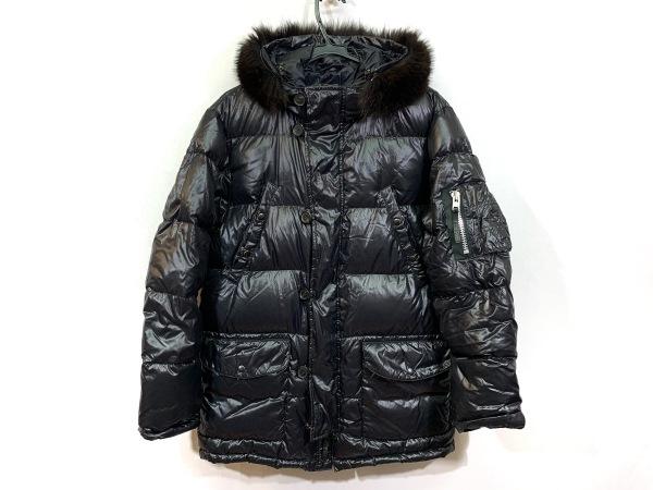 DUVETICA(デュベティカ) ダウンジャケット サイズ50 M メンズ Eracle 黒 冬物