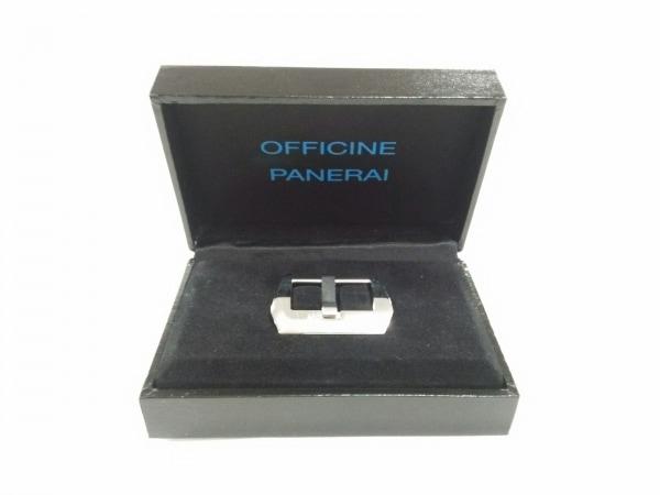 PANERAI(パネライ) 小物新品同様  PAV00625 シルバー ステンレススチール