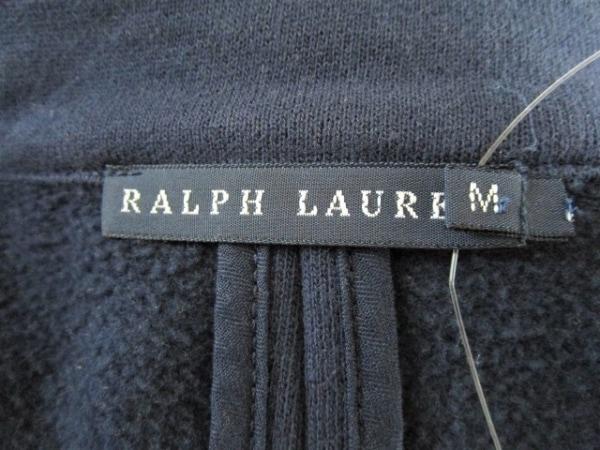 RalphLauren(ラルフローレン) ジャケット サイズM レディース ネイビー×グリーン