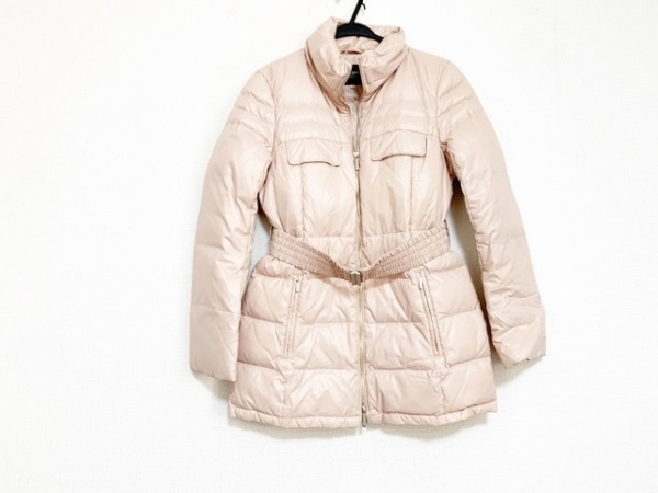 ポールスチュアート ダウンコート サイズ6 M レディース美品  ピンク 冬物