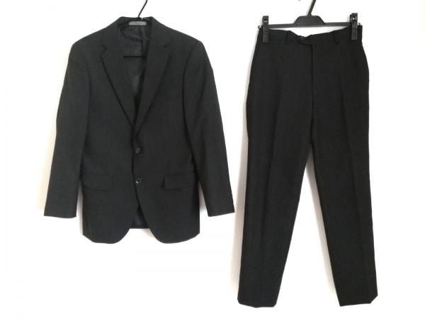 メンズティノラス シングルスーツ サイズS メンズ 黒 肩パッド/3点セット