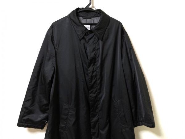 ARMANICOLLEZIONI(アルマーニコレッツォーニ) コート サイズ54 L メンズ 黒 春・秋物