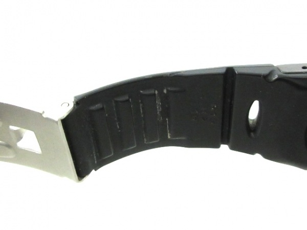 CASIO(カシオ) 腕時計 G-SHOCK GIEZ GS-300 メンズ ラバーベルト 黒