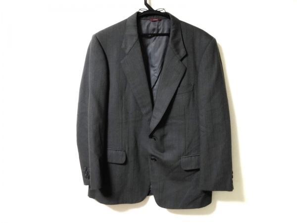 DURBAN(ダーバン) ジャケット メンズ ダークグリーン ネーム刺繍
