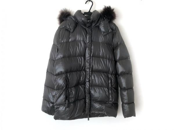 デュベティカ ダウンジャケット サイズ50 M メンズ美品  Nekkar ダークグレー