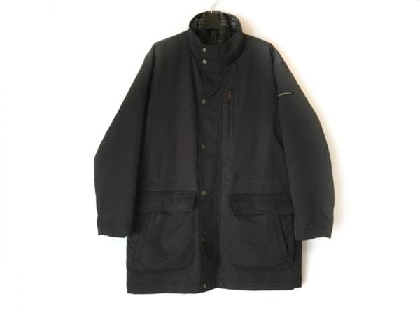 Burberry(バーバリー) ダウンジャケット サイズM メンズ 黒 冬物