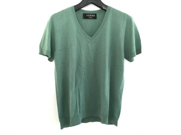 Leilian(レリアン) 半袖Tシャツ レディース美品  ライトグリーン GEMMA