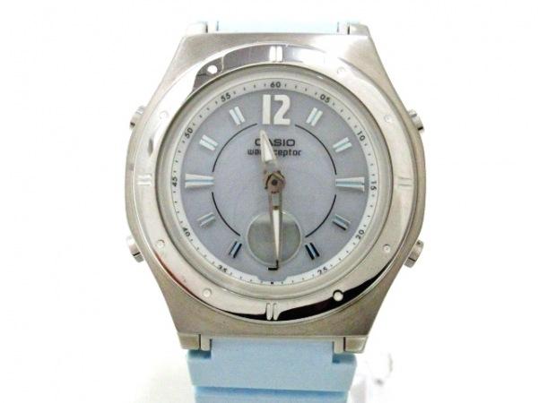 CASIO(カシオ) 腕時計美品  LWA-M142 レディース ライトグレー
