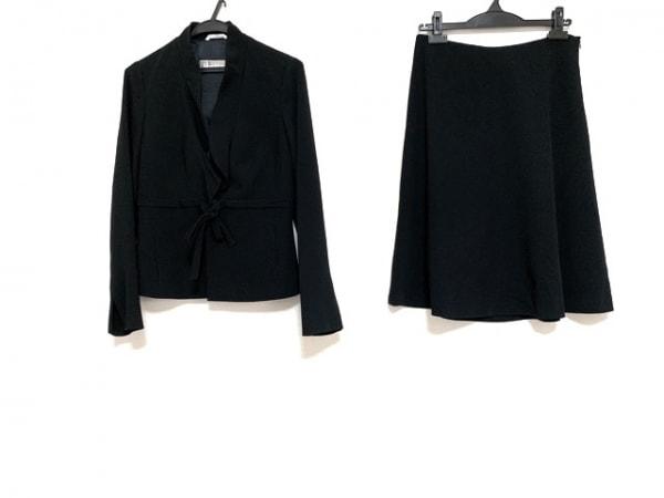 Max Mara(マックスマーラ) スカートスーツ サイズ40 M レディース美品  黒