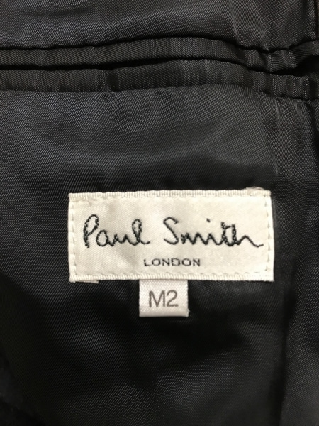 PaulSmith(ポールスミス) コート サイズM メンズ 黒 冬物