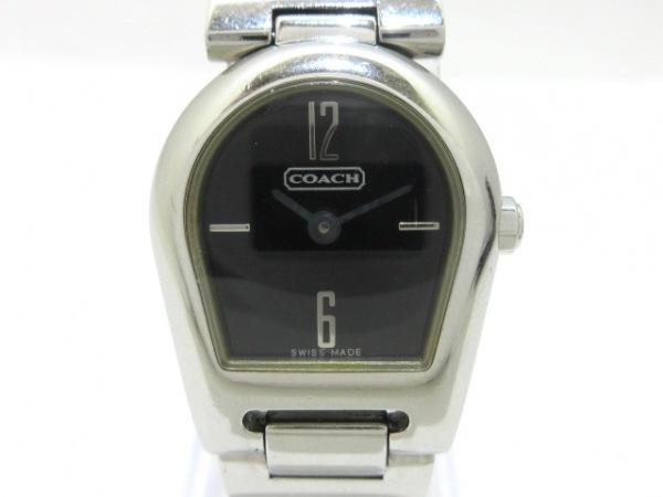 COACH(コーチ) 腕時計 0218 レディース 黒