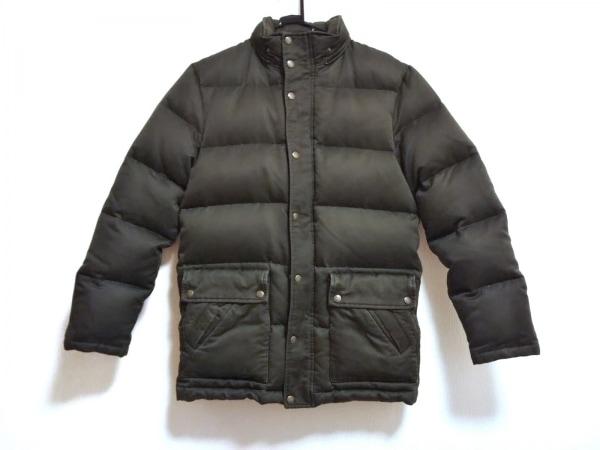 PaulSmith(ポールスミス) ダウンジャケット サイズM メンズ カーキ 冬物/COLLECTION