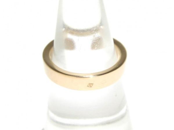 ショーメ リング 51新品同様  リアン・ドゥ・ショーメ 80542 K18PG×ダイヤモンド
