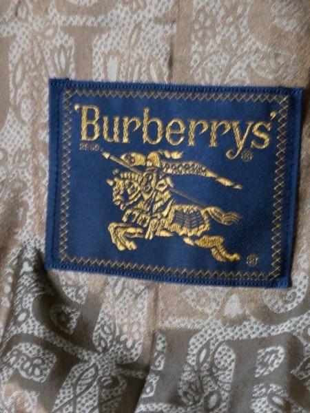 Burberry's(バーバリーズ) コート サイズ7 S レディース美品  ブラウン 冬物
