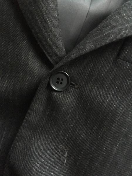 インターナショナルギャラリービームス シングルスーツ サイズ44 L メンズ ストライプ