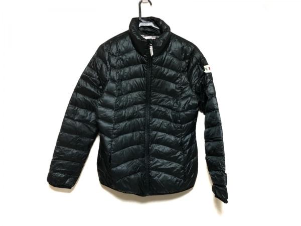 DOLOMITE(ドロミテ) ダウンジャケット サイズL レディース美品  黒 冬物