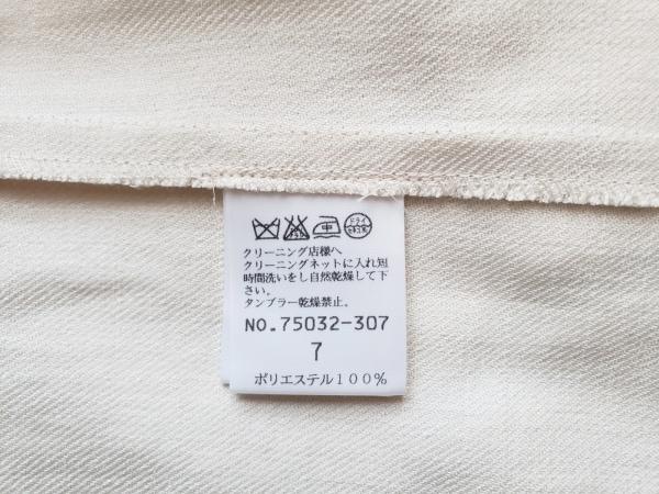 ローズティアラ ジャケット サイズ7 S レディース美品  アイボリー 4