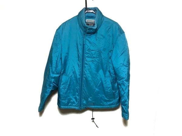 イッセイミヤケ ダウンジャケット サイズ3 L メンズ ライトブルー MEN/冬物