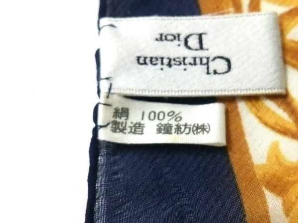 ChristianDior(クリスチャンディオール) スカーフ美品 3