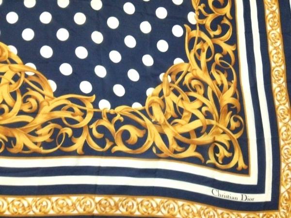 ChristianDior(クリスチャンディオール) スカーフ美品 4