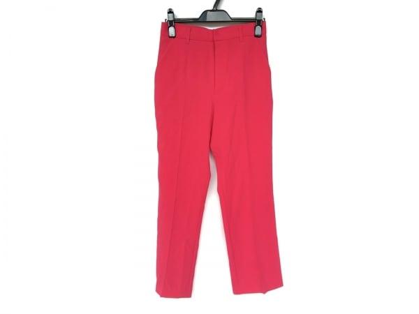 Loulou Willoughby(ルルウィルビー) パンツ サイズ1 S レディース新品同様  ピンク