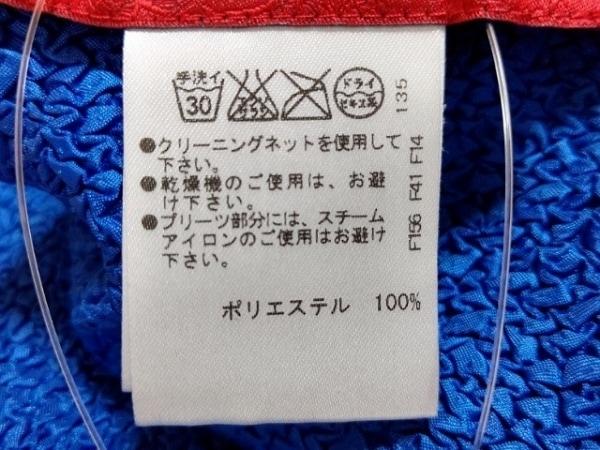 NOKO OHNO(ノコオーノ) カーディガン サイズ38 M レディース ブルー×黒