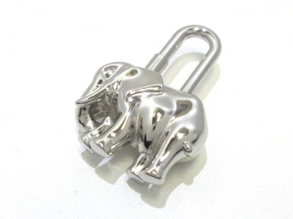 HERMES(エルメス) 小物美品  シルバー カデナ 金属素材