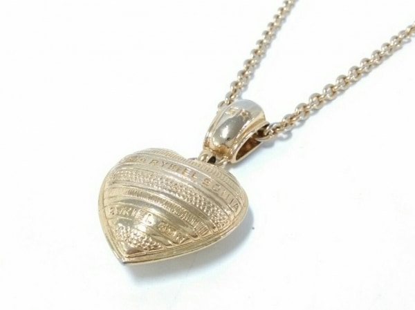 SONIARYKIEL(ソニアリキエル) ネックレス 金属素材 ゴールド ハート