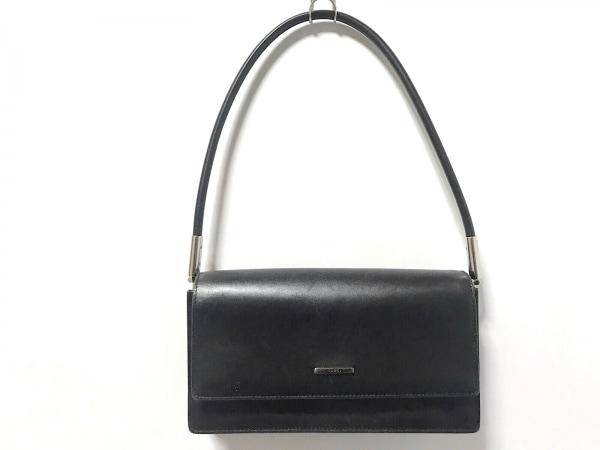 GUCCI(グッチ) ハンドバッグ - 0013815 黒 レザー