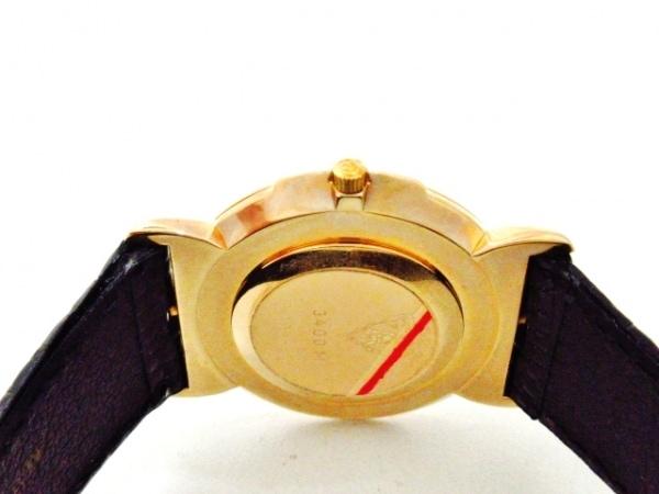GUCCI(グッチ) 腕時計 3400M レディース アイボリー