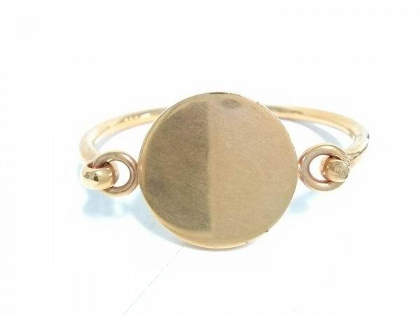 CELINE(セリーヌ) バングル美品  金属素材 ゴールド サイズ:M