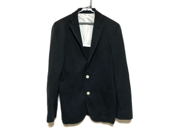 BARNEYSNEWYORK(バーニーズ) ジャケット サイズ44 L メンズ美品  黒