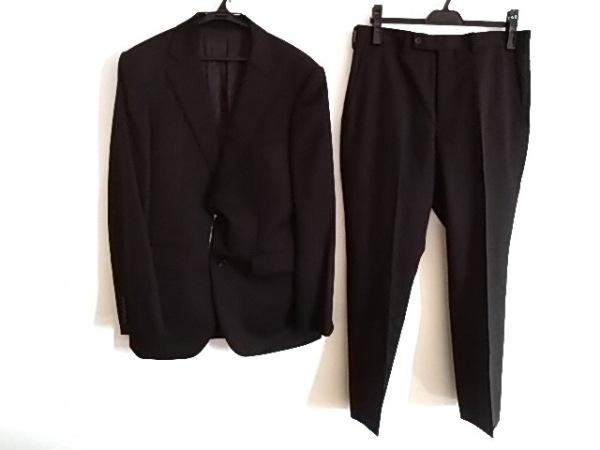 TAKEOKIKUCHI(タケオキクチ) シングルスーツ サイズ3 L メンズ美品  黒 ストライプ